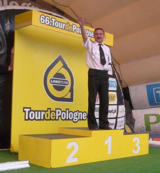 Zakonczenie etapu Tour de Pologne Zakopane 7 VIII 2009 (12)