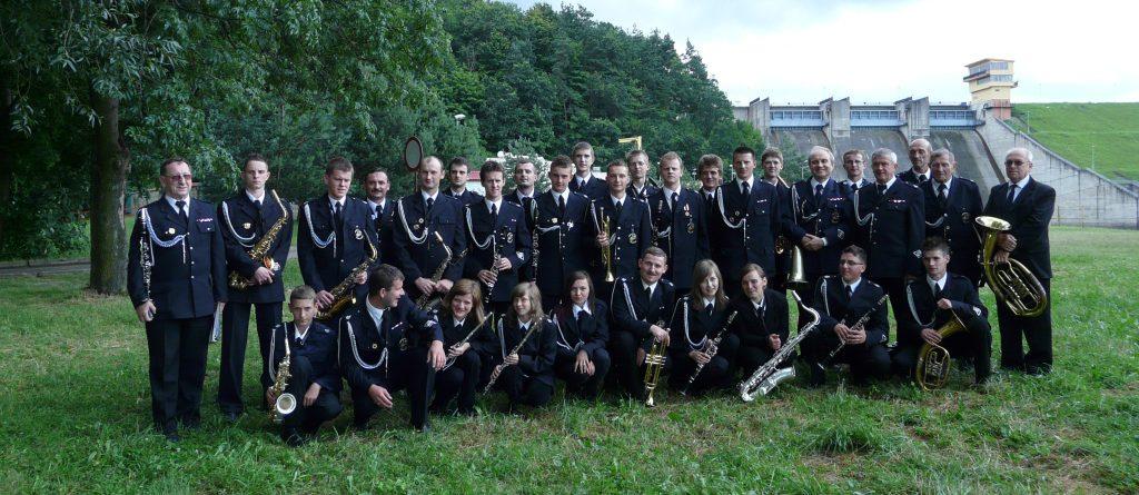 Zdjecie orkiestry 2009